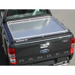 Mountain Top Aluminium cover Ranger DC Heavy Duty