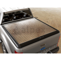 Mountain Top Aluminium cover Isuzu D-Max 2015+ DC