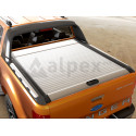 Mountain Top Aluminium Roll cover Ford Ranger Wildtrak DC
