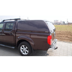 Hardtop CKT Work II for Nissan Navara D40 Long DC