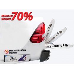 Heckklappe Unterstützung - Toyota Hilux (Revo) 2016-