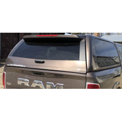Tailgate for hardtop Dodge Ram - CKT Work II / Windows II