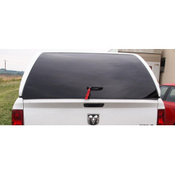 Drzwi laminowane do twardego dachu Dodge Ram CKT Work II / Windows II