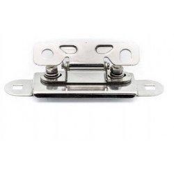 CKT - Edelstahlscharnier zur Montage von Hardtop-Türen