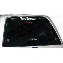 Rear glass for hardtop Road Ranger RH Nissan Navara D40
