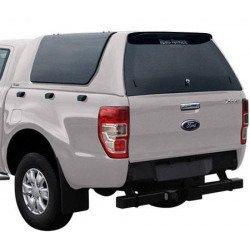 Rear glass for HT Road Ranger RH Ford Ranger