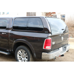 Hardtop CKT Wind II for Dodge RAM 1500 Crew Cab 2006+
