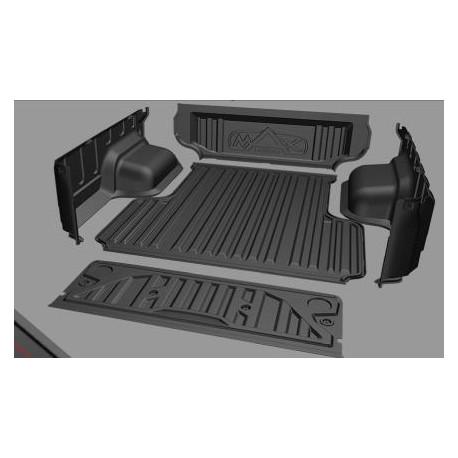 Bedliner underrail for Toyota Hilux Revo DC 2016