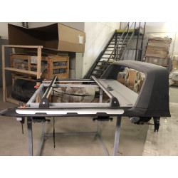 USED - Roll bar and roll cover for Ford Ranger 2012+