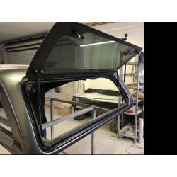 Rechterzijde Pop-UP compleet glas voor Hardtop CKT Wind II RAM,F-150