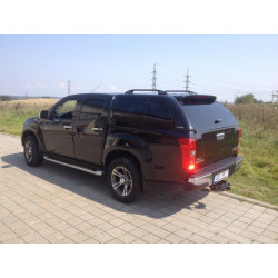 Hardtop CKT Windows X for suzu D-Max DC