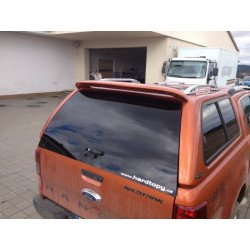 CKT spoiler Toyota Hilux/Revo with brake lamp