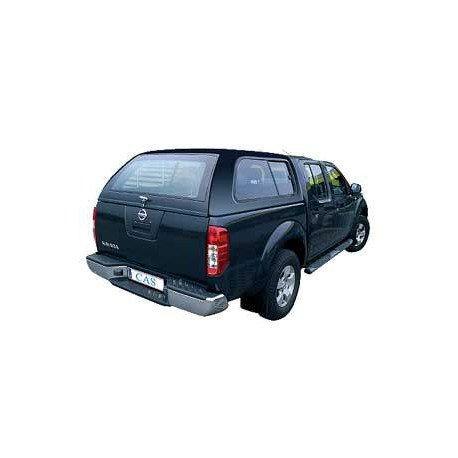 HT Nissan Navara D40 DC model 570 side sliding windows