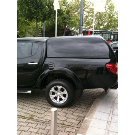 Hardtop CKT Work II for Mitsubishi L200 Long DC