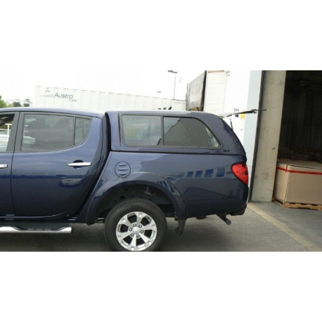 Hardtop CKT Windows II for Mitsubishi L200 DC Long