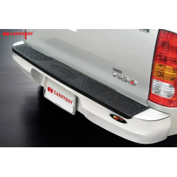 Stainless Rear Nudge Guard for pickup