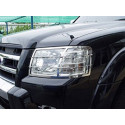 Head Light Guards Stainless Steel for Ford Ranger