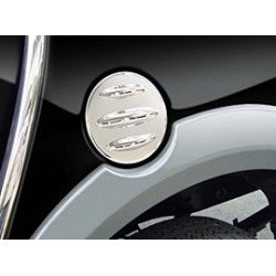 Fuel Cap Cover Stainless Steel for Mitsubishi L200.MK.5 (Triton)