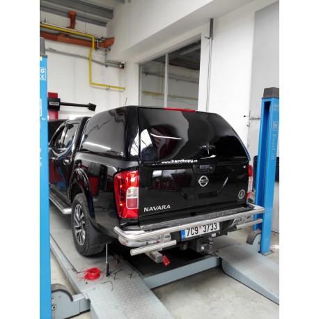 Nissan Navara - Hardtop CKT Work II Nissan NP300 DC