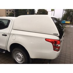 kemenytetos Hardtop CKT Work II FLEET for Fiat Fullback DC