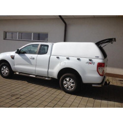 Hardtop CKT Work II for Ford Ranger 2016- Super Cab