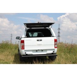 Tailgate - Rear glass with frame for Nissan D40 - CKT Work II / Windows II