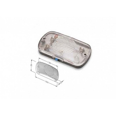 Interior LED lamp 12V for hardtop