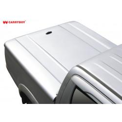 HT Nissan D40 DC model 840 Work Version white color(v bílé barvě)