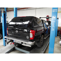 kemenytetos Hardtop CKT Work II Fleet for Nissan NP300 Navara DC