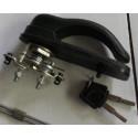 handle and locks
