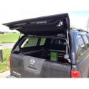 Rear tailgate door with frame for Work II / Windows II