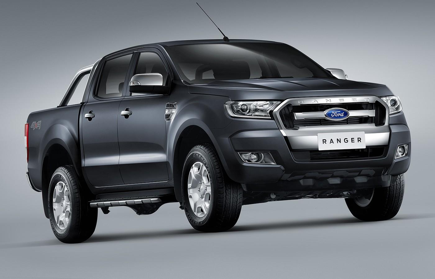 Ford ranger 2016+