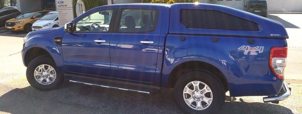 Hardtop model sport Ford Ranger