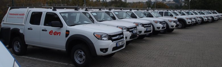Ford ranger fleet hardtop