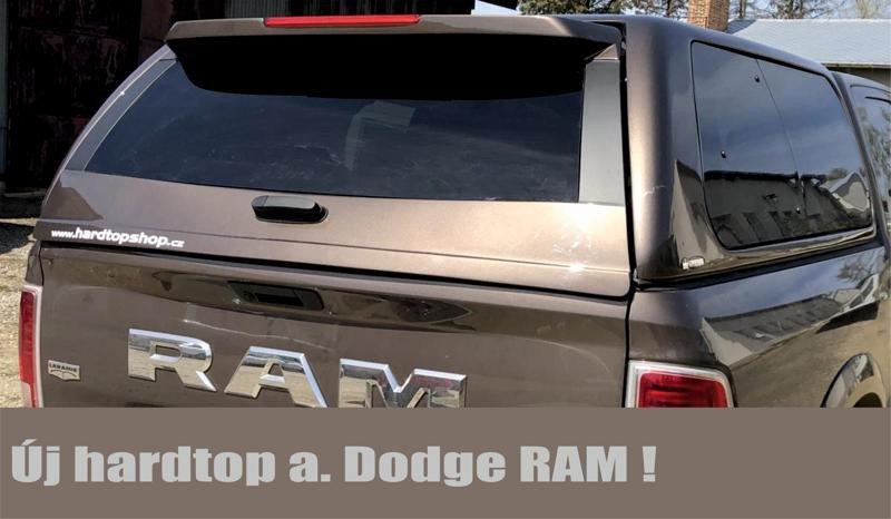 New hardtop for Dodge RAM